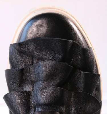 ZAPLI BLACK CHiE MIHARA shoes