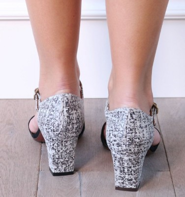LACE CHiE MIHARA zapatos