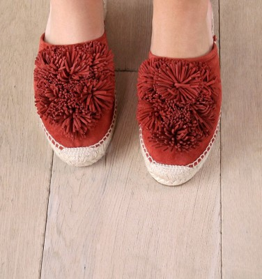 POLINESIA RED CHiE MIHARA shoes