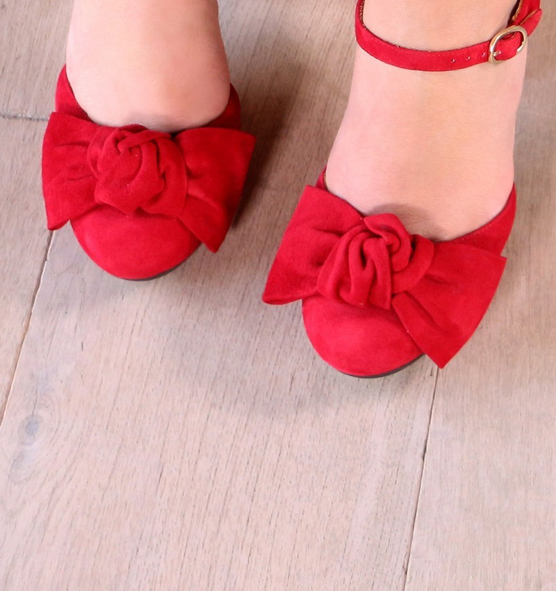 shoes-red-dali-red