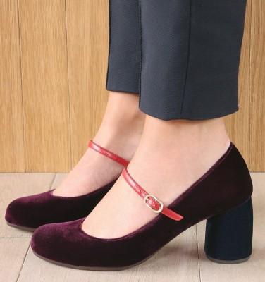 MOSSA GRAPE CHiE MIHARA shoes