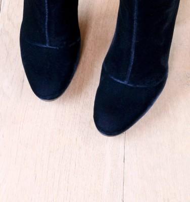HIBO NAVY CHiE MIHARA botas