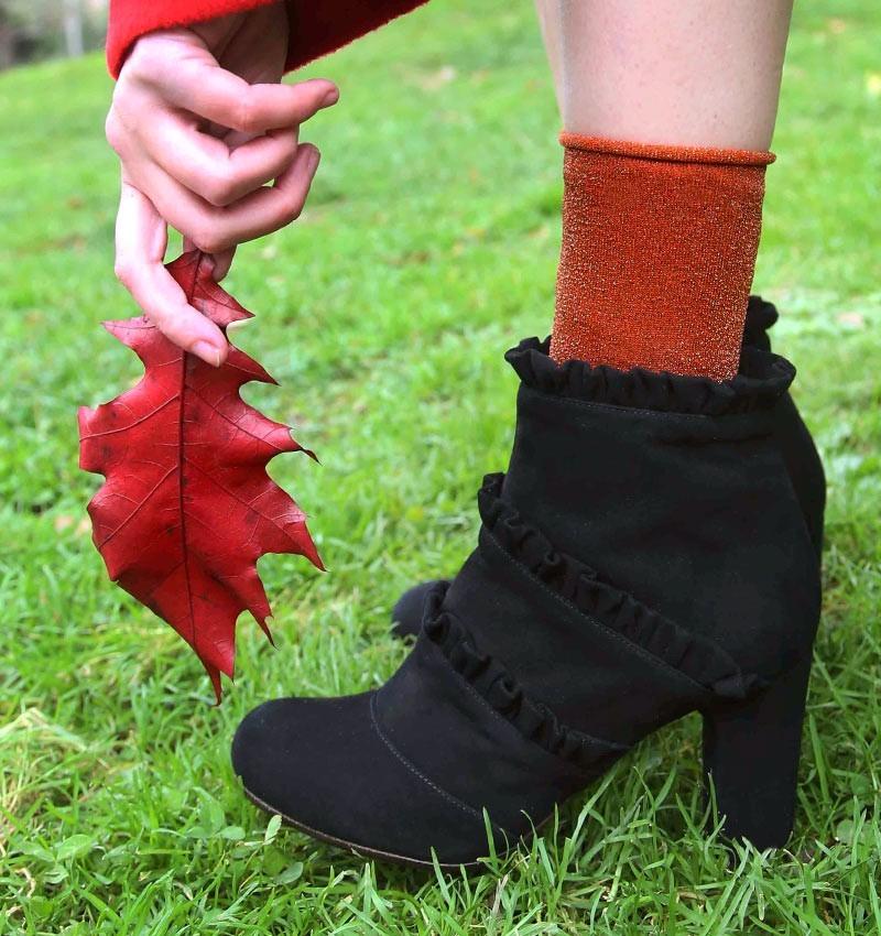 KAFTAN BLACK CHiE MIHARA boots