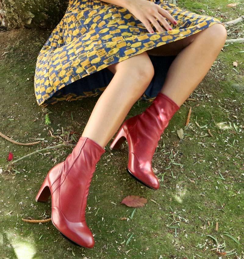 EINA RED CHiE MIHARA botas