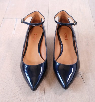 SANIA NAVY CHiE zapatos