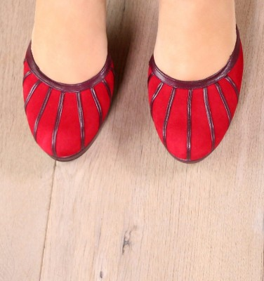 CAPIN RED CHiE MIHARA zapatos