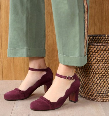 MESON GRAPE CHiE MIHARA zapatos