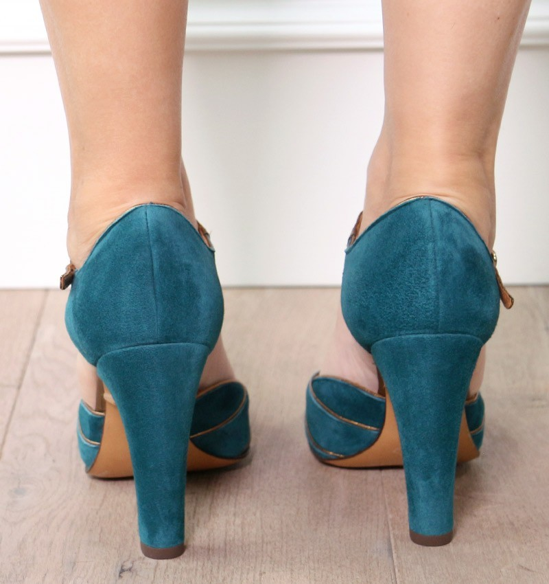 DISHY OCEAN CHiE zapatos