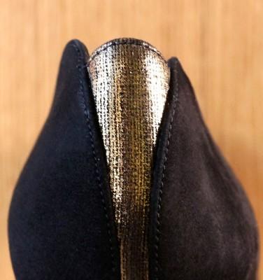 KEY BLACK CHiE MIHARA zapatos