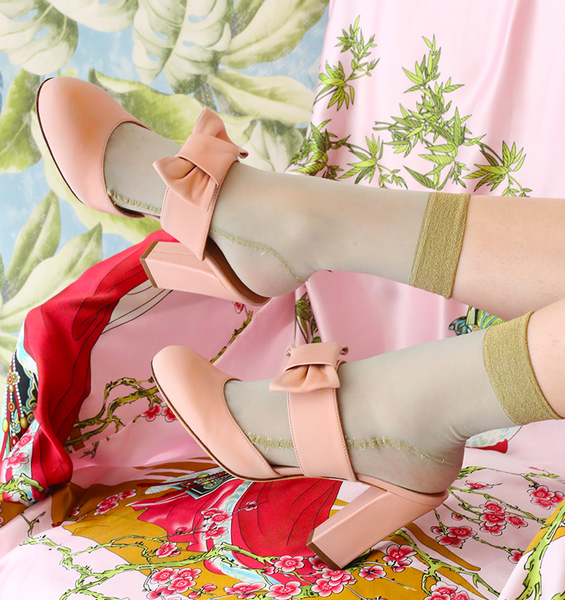 shoes-cream-akane-powder
