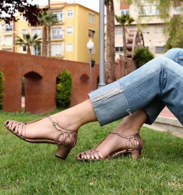U-NENU PEACH CHiE MIHARA zapatos