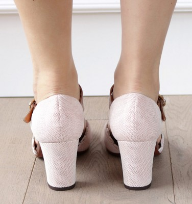 MARGOT PEACH CHiE MIHARA zapatos