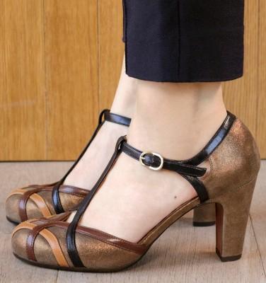 KOREA COGNAC CHiE MIHARA zapatos