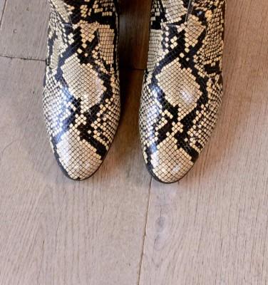 NA-NAYLON BEIGE CHiE MIHARA botas
