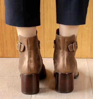 OR-OMAYO BRONZE CHiE MIHARA botas