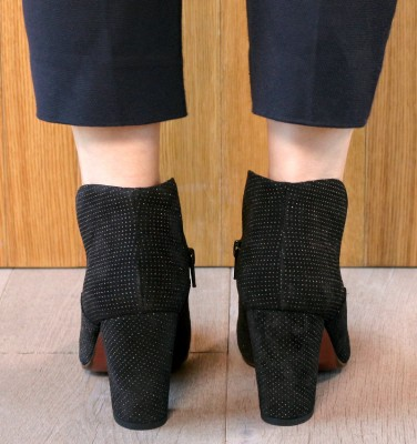 ERIZO GALAXY BLACK CHiE MIHARA botas