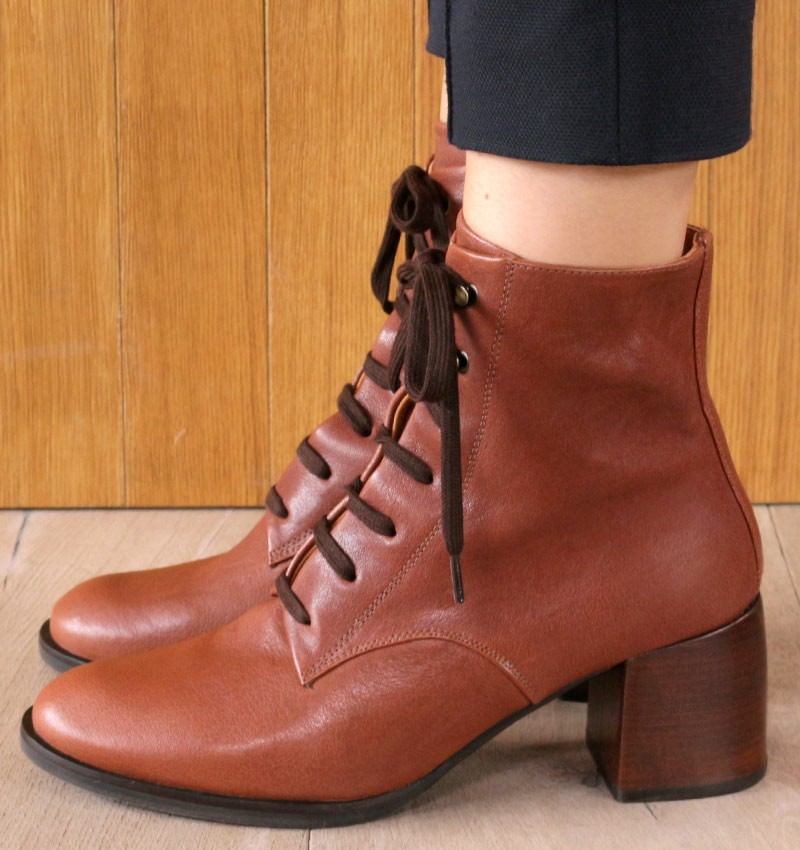 OR-OMAST TERRA CHiE MIHARA boots