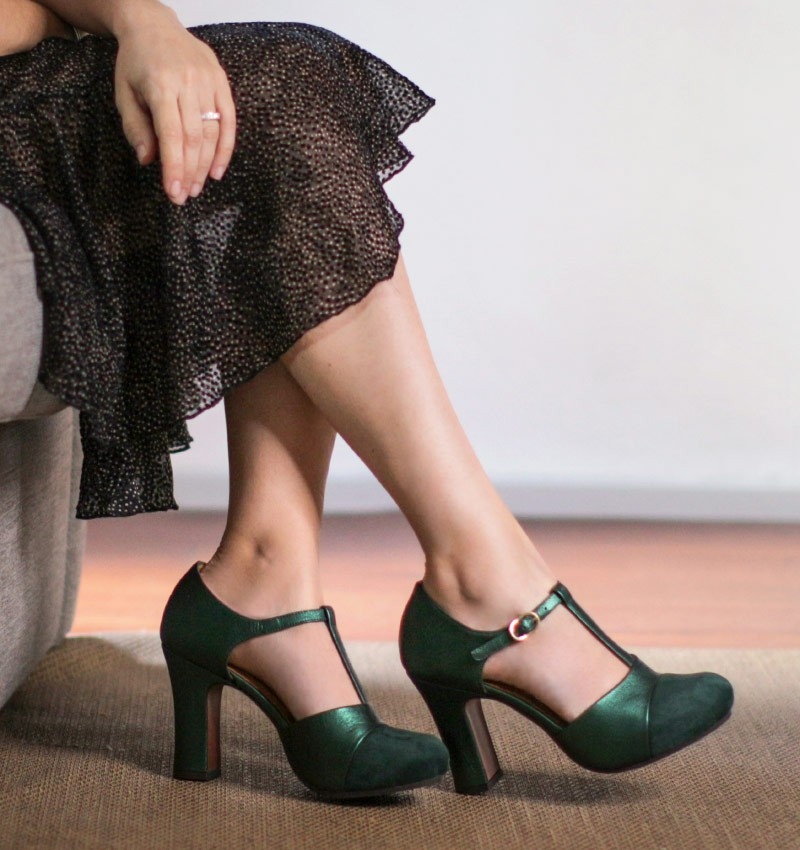 DARLA DARK GREEN