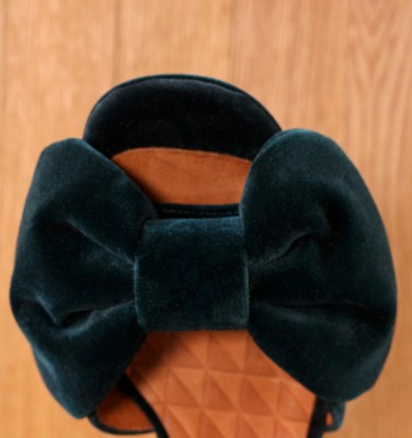 DOVE GREEN CHiE MIHARA zapatos