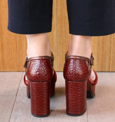 DO-BASILIA TERRA CHiE MIHARA zapatos