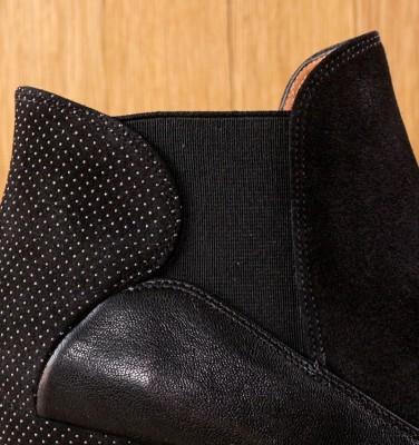 NINO GALAXY BLACK CHiE MIHARA botas
