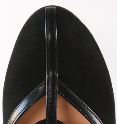 HAFNE BLACK CHiE zapatos