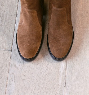 ODINA BROWN CHiE MIHARA botas
