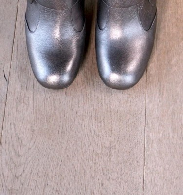 GORU GREY CHiE MIHARA botas