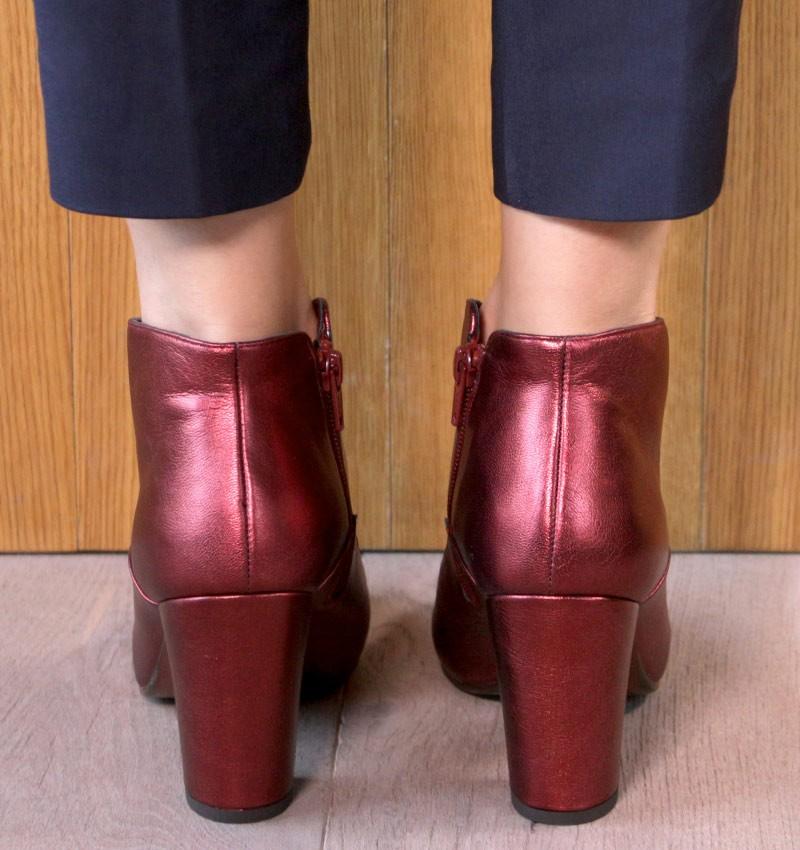 ELGI COPPER CHiE MIHARA boots