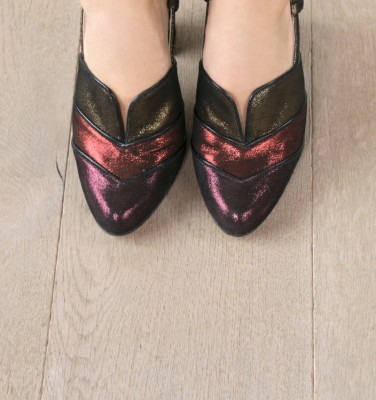 DO-DARLIN PINK CHiE zapatos