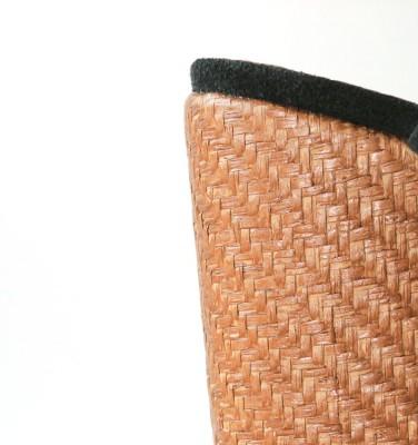 YARIS BLACK CHiE MIHARA sandalias