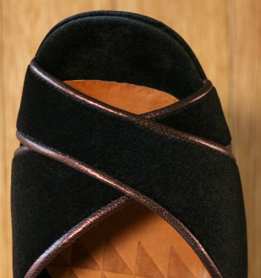 DORY BLACK CHiE MIHARA shoes