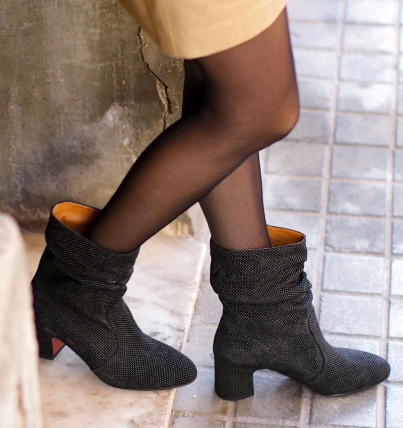 NA-EDIL BLACK CHiE MIHARA boots