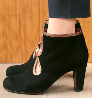 KOSPI BLACK CHiE MIHARA botas