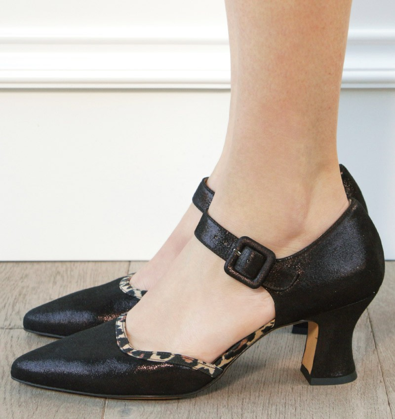 LOIS BROWN CHiE zapatos