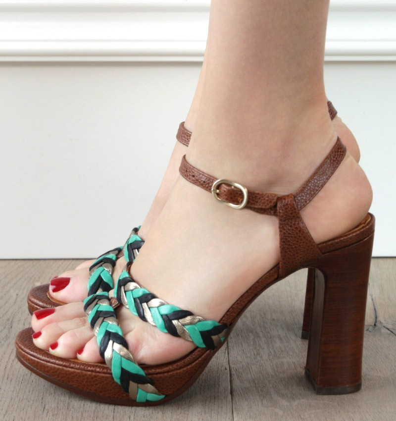 RECIFE TOP 10 CHiE MIHARA sandals