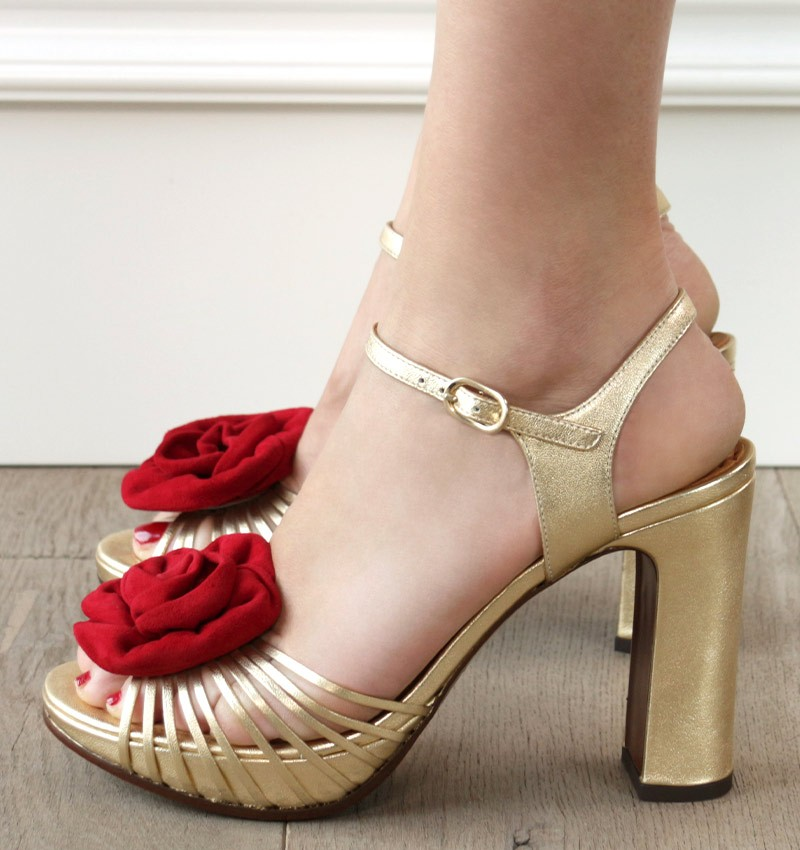 ROSE TOP 10 CHiE MIHARA sandals