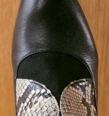 ELGI BEIGE CHiE MIHARA botas
