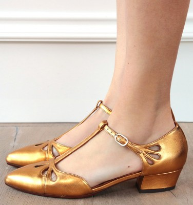 RUMIT COPPER CHiE MIHARA zapatos