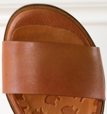 WADEL BROWN CHiE MIHARA sandals