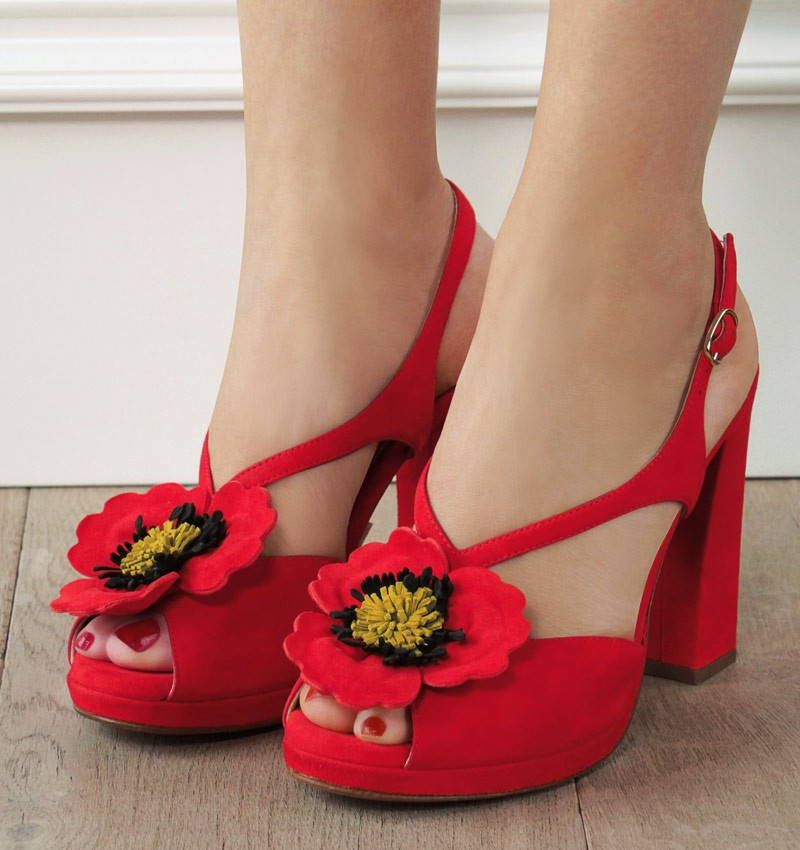 ACABI RED CHiE zapatos