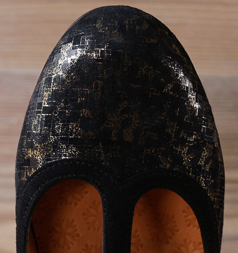 ULISE GOLD CHiE MIHARA zapatos