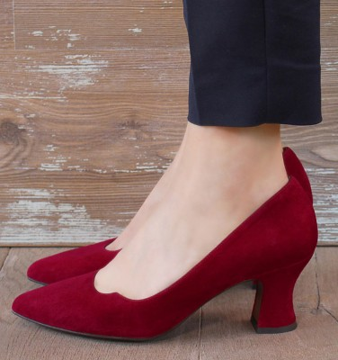 VORNA RED CHiE MIHARA zapatos