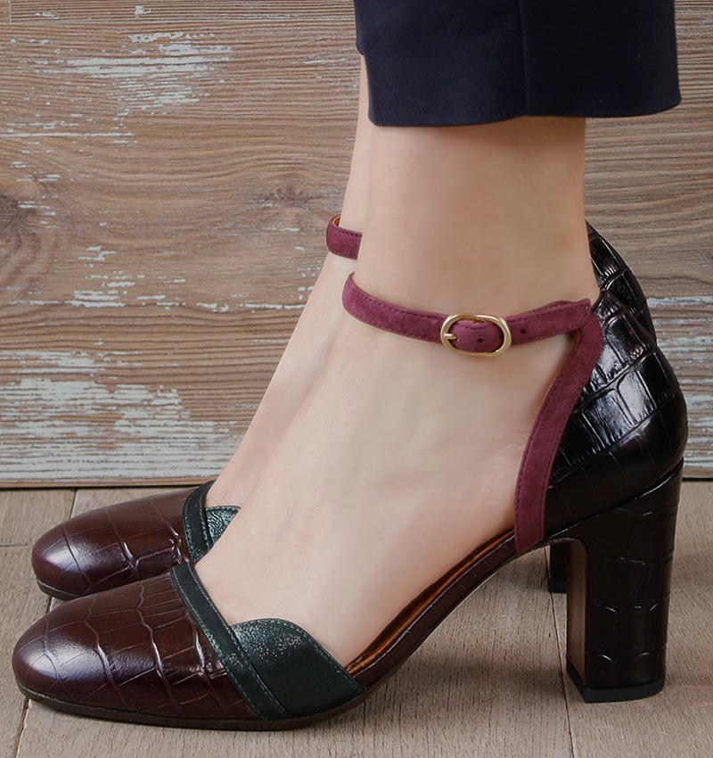 WENIS GRAPE CHiE MIHARA shoes