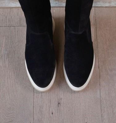 YELIKA NAVY CHiE MIHARA bottes