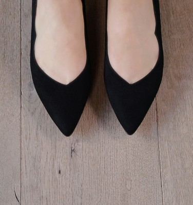 YOCO BLACK CHiE MIHARA shoes
