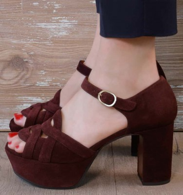 FANELA GRAPE CHiE MIHARA shoes