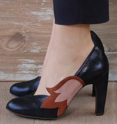 GANETA NAVY CHiE MIHARA zapatos