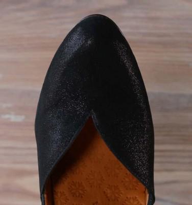 GUNIS BLACK CHiE MIHARA zapatos