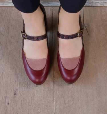HEID GRAPE CHiE MIHARA shoes
